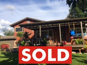 SOLD! 8502 ABERDEEN RD, COLDSTREAM BC