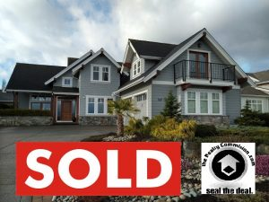 SOLD! QUALICUM BEACH, BRITISH COLUMBIA