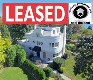 LEASED! BURLINGTON  ON