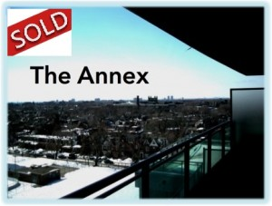 SOLD! Using our Flat Fee MLS® Listing Service 902-736 Spadina Ave