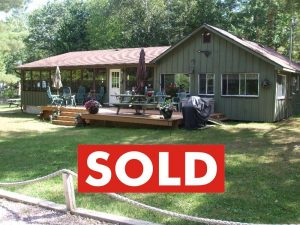SOLD! French River Ontario