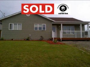 sold! FORT ST JOHN – BRITISH COLUMBIA