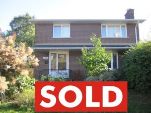 SOLD! Ottawa, ON