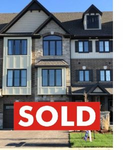SOLD! ACTON, ONTARIO – BY THE OWNER
