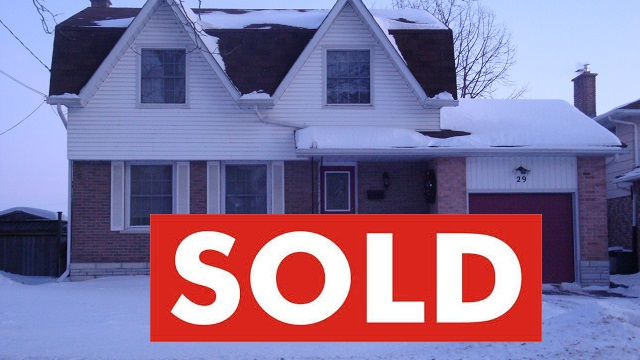 SOLD! BELLEVILLE,ON |FOR SALE BY OWNER- FSBO|