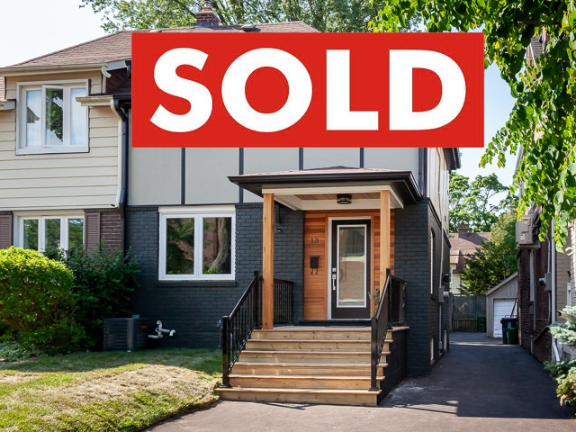 SOLD! TORONTO, FOR SALE BY OWNER | FSBO