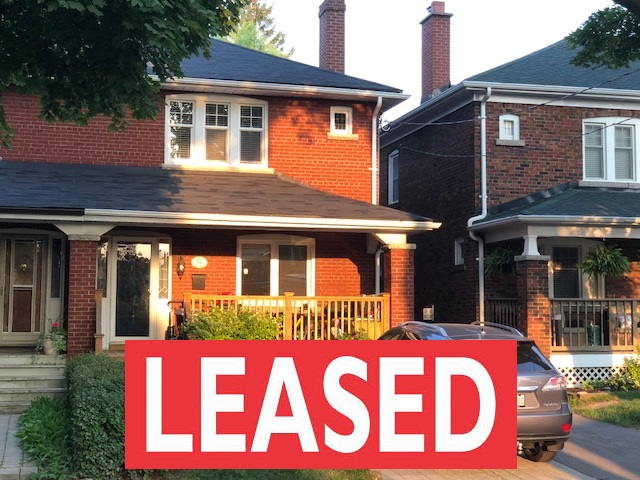 34 Harwood Rd, LEASED BY OWNER : TORONTO