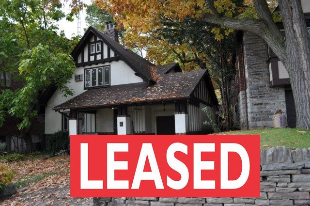 4 Blantyre LEASED BY THE OWNER TORONTO