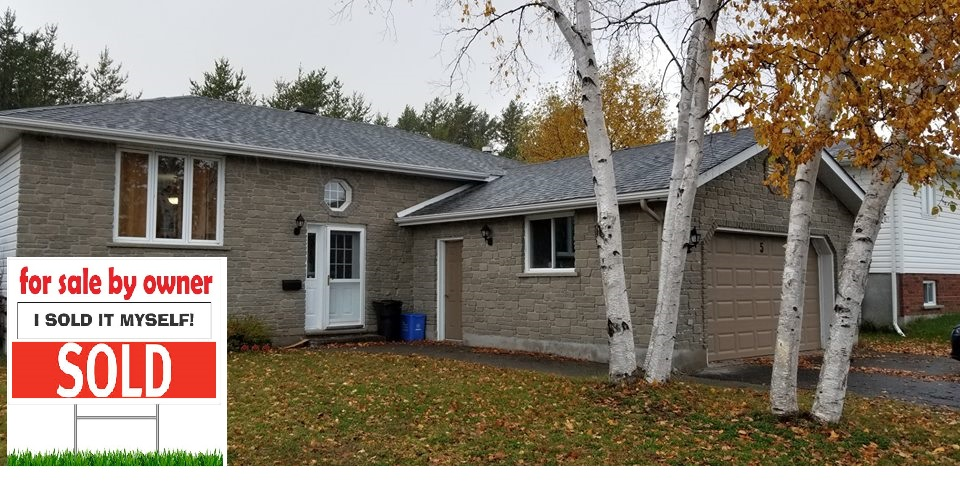 sold! FOR SALE BY OWNER CAPREOL ONTARIO