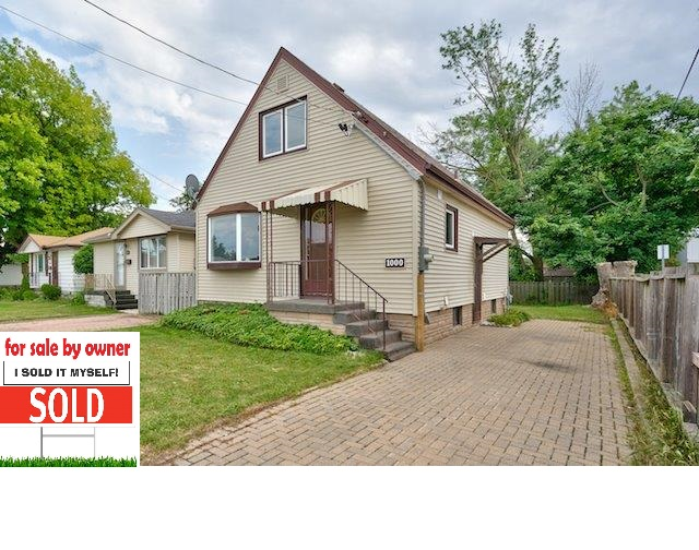 SOLD! HAMILTON ONTARIO – FOR SALE BY OWNER
