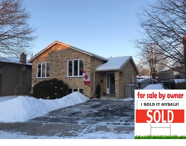 SOLD! BRANTFORD ONTARIO – FOR SALE BY OWNER
