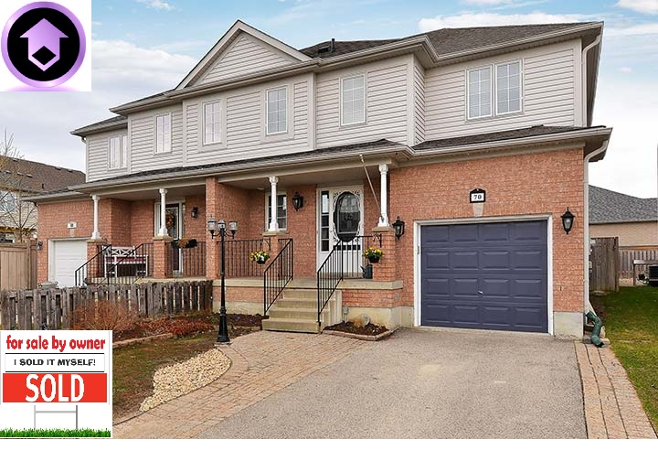 SOLD! FOR SALE BY OWNER-SCHOMBERG ONTARIO