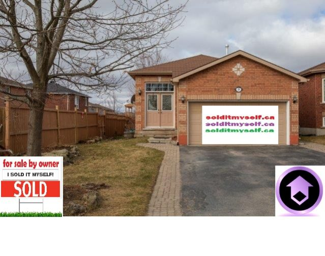 FOR SALE BY OWNER SOLD FSBO! -BARRIE ONTARIO