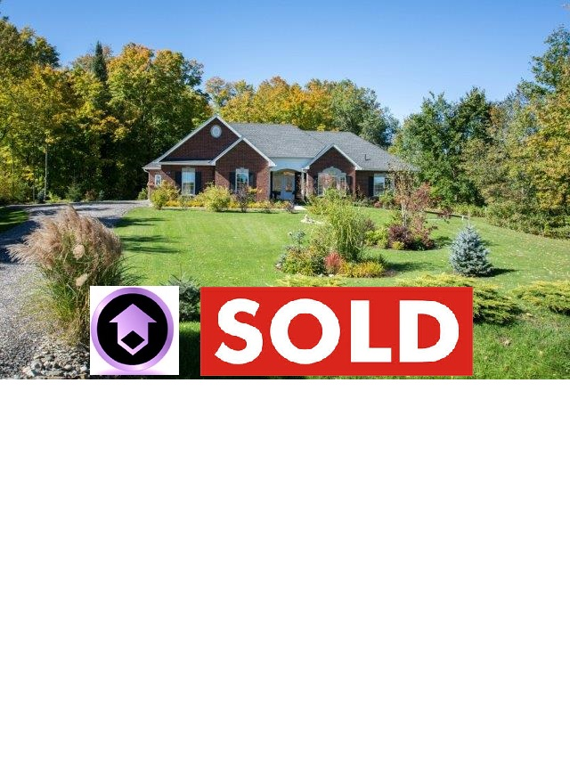 SOLD! FOR SALE BY OWNER (FSBO) Melancthon, Ontario