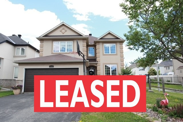 leased by the owner on mls